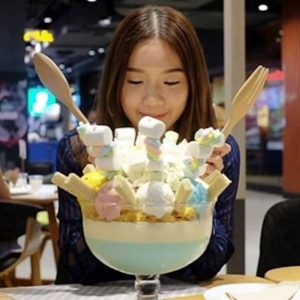 Ice cream Thailand