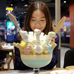 Ice cream Thailand